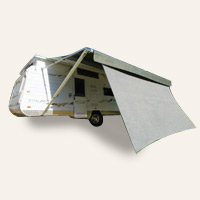 Privacy Awnings