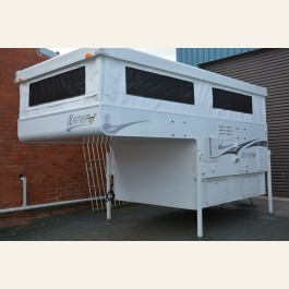Jeffs Shed Northstar Slide On Camper Australia 760sc