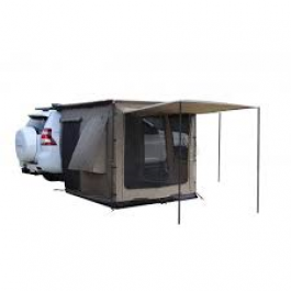 More Views  sc 1 st  Jeffs Shed & Jeffs Shed - Darche Eclipse Side Awning Annexe 2.5m x 2.5m - 4WD ...
