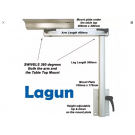 Lagun Table Leg
