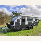 Fantasy Caravan 15' - bunks
