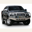 ECB bullbar on Ford Ranger Wildtrack