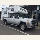 Northstar Laredo camper and Chev ute package deal (used)
