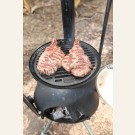 Ozpig Chargrill and Drip Tray