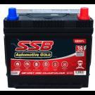 SS50PL Automotive Battery