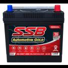 SS55D23L Automotive Battery