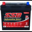SS55D23R Automotive Battery