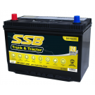SS70ZZC Battery - Truck & Tractor